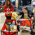 Dylan's 5th Annual LEGO Drive